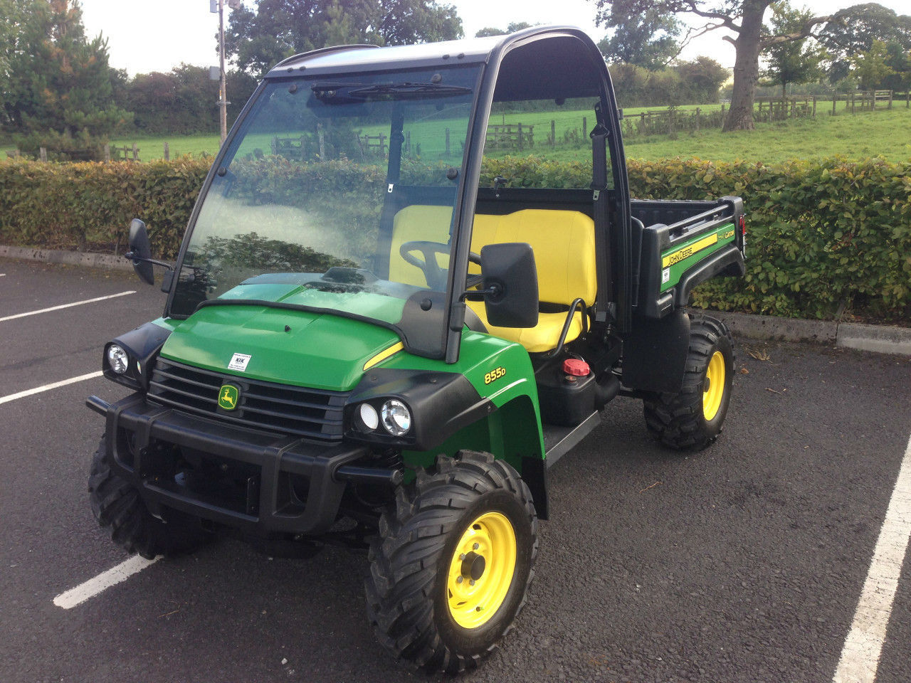 John Deere Gator >> John Deere Gator 855D XUV -IRS - 4X4 - Low Hours - Excellent Condition