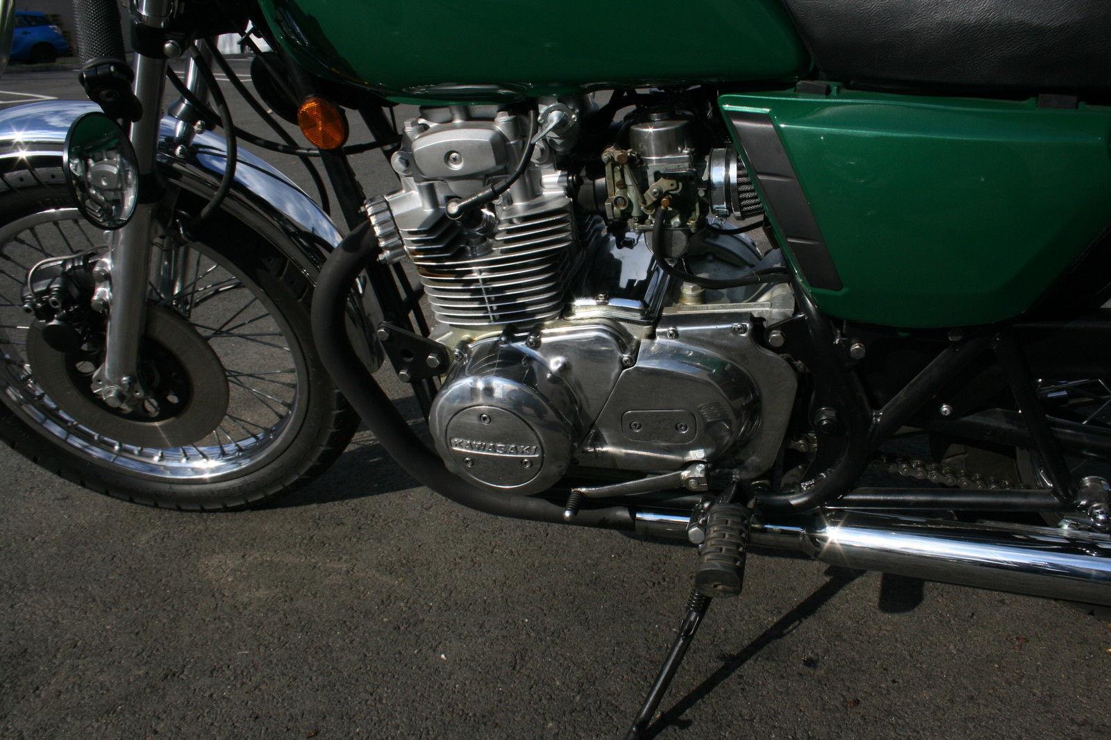Kawasaki Kz Headlight Assembly