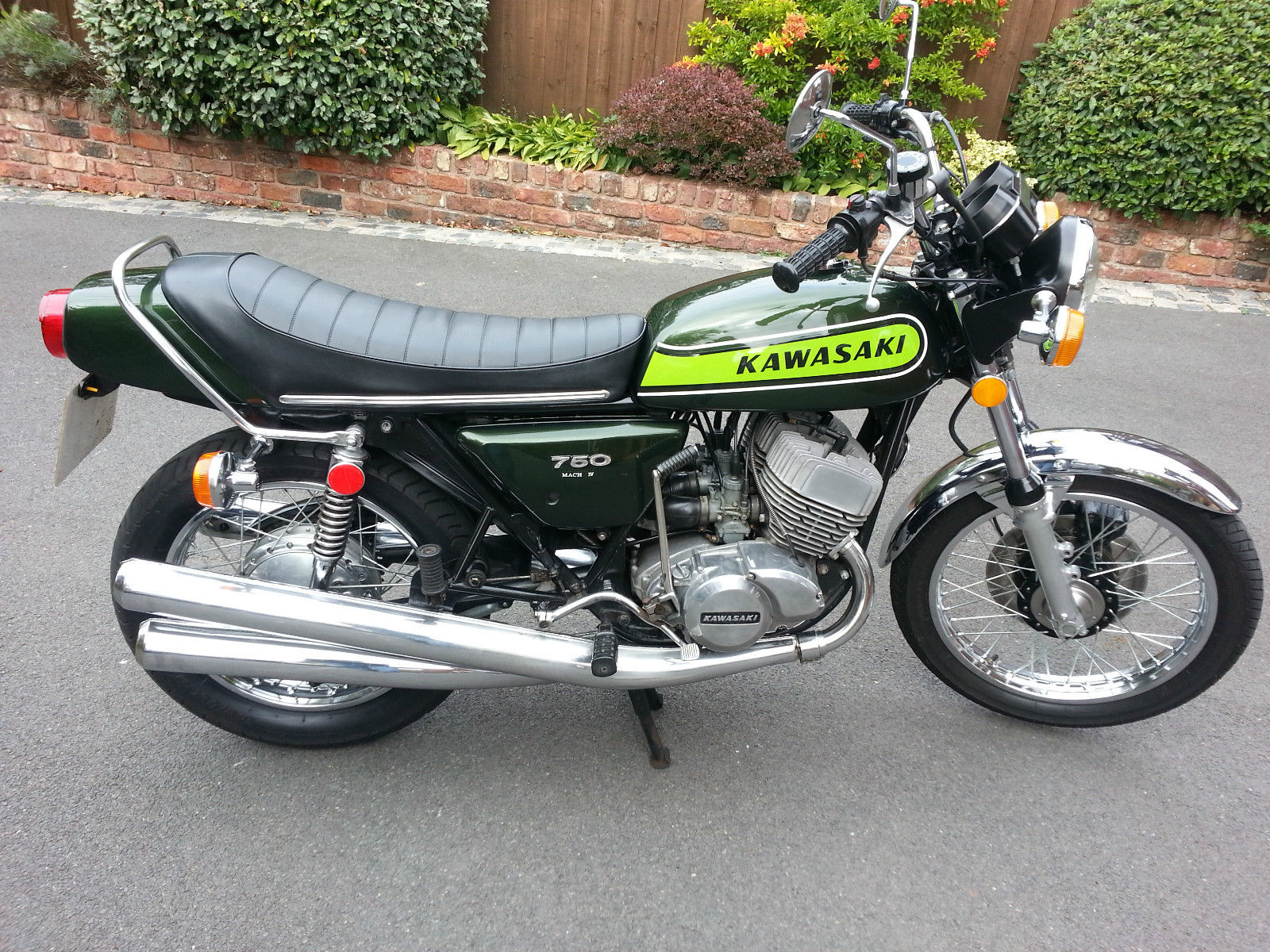 Kawasaki H Parts For Sale