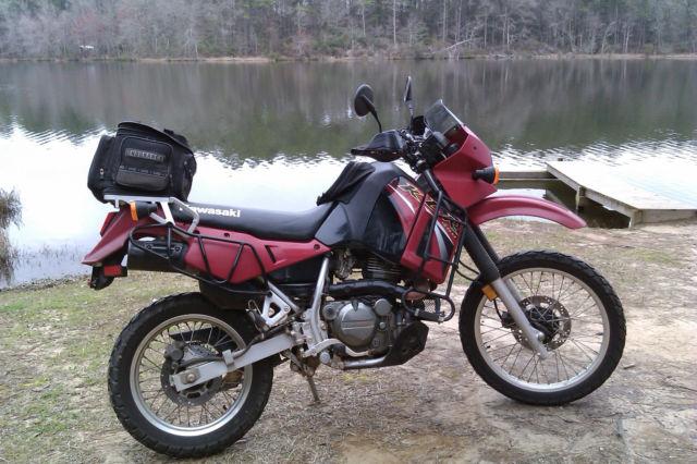Kawasaki Klr 650 Enduro Adventure Dual Sport