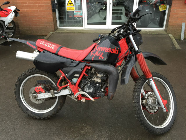 kawasaki kmx200 kmx 200 no reserve long mot available from. Black Bedroom Furniture Sets. Home Design Ideas