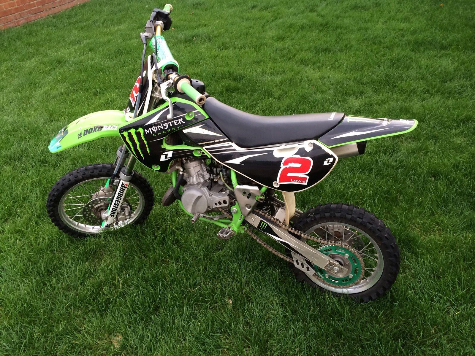 Kawasaki Kx Cc Dirt Bike For Sale