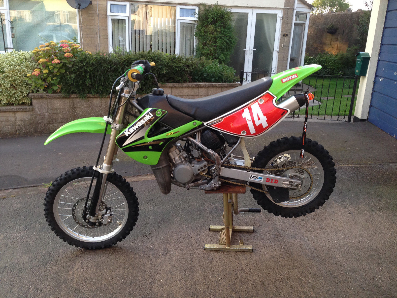 Kawasaki Kx For Sale Somerset