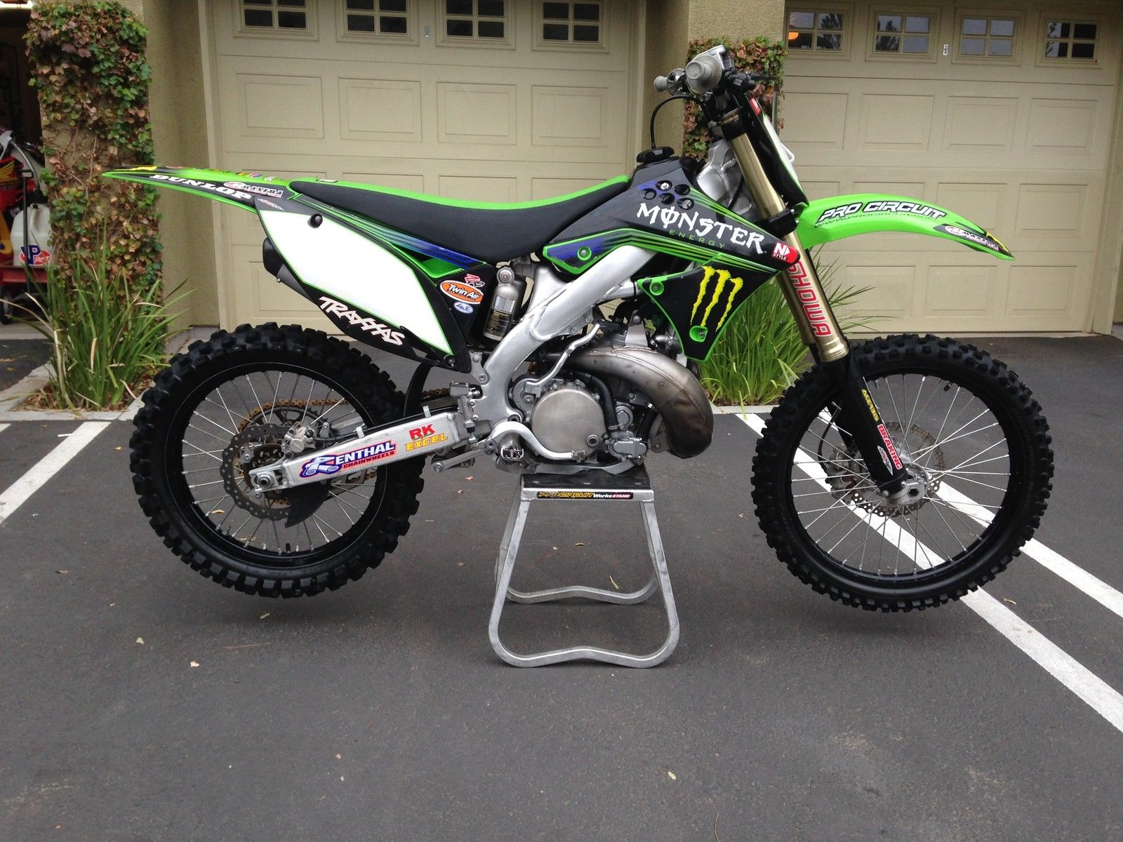 Kawasaki Kx250af Kx250 Aluminum Frame 2011 Funnest Bike You Will Wiring Harness Ever Ride