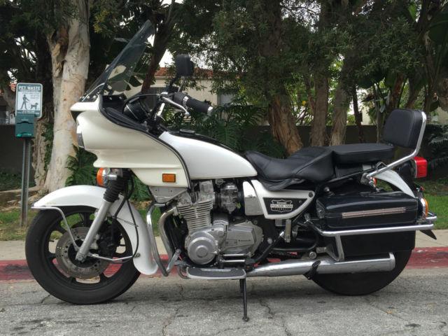 Kawasaki Kz1000p Specs