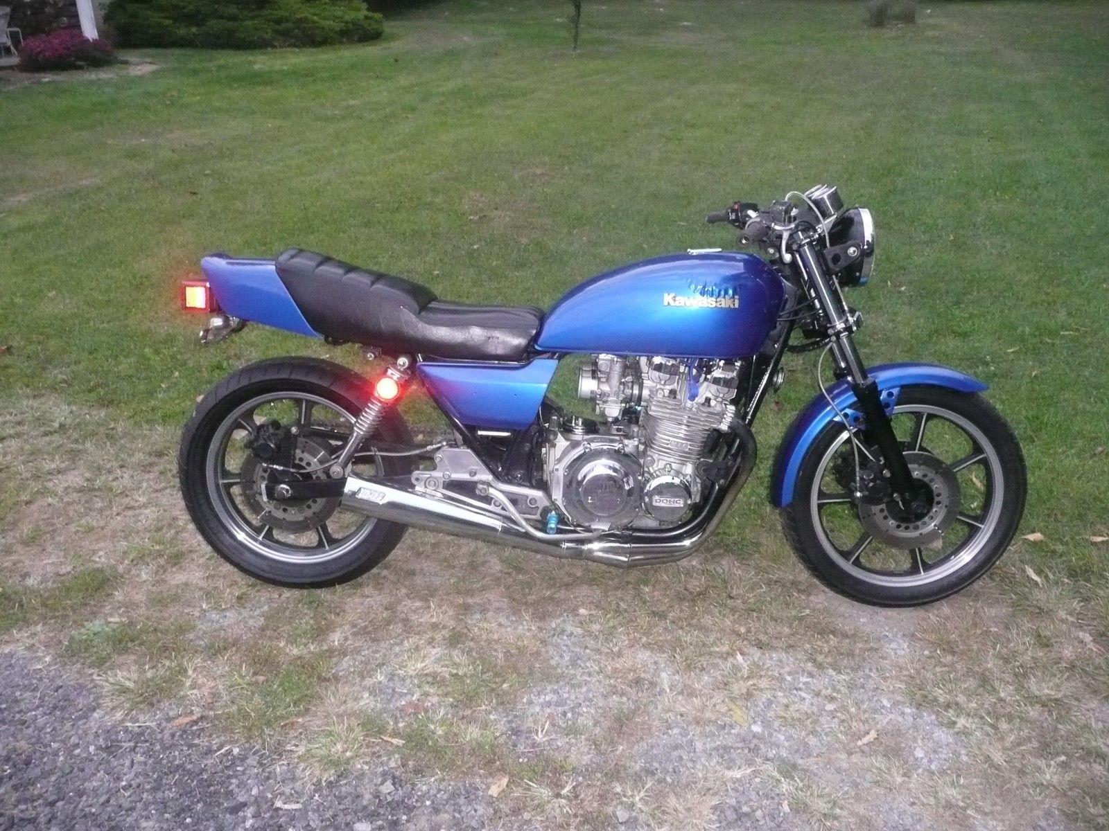 Kawasaki Kz1000 Rare 82 Kz1000j 1229cc Kz1000r Elr Kz900 Kz Z1 1980 Wiring Diagrams 1982 Other
