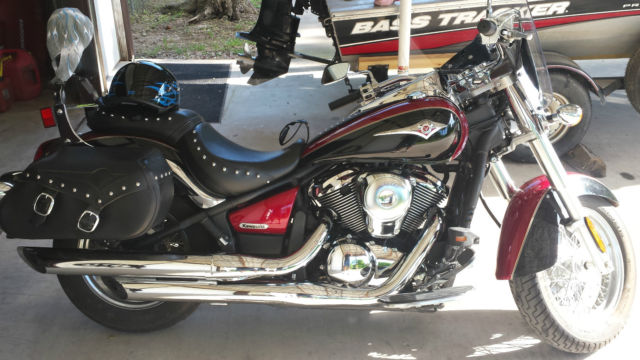 Kawasaki Vulcan Vn900lt No Reserve Low Starting Price