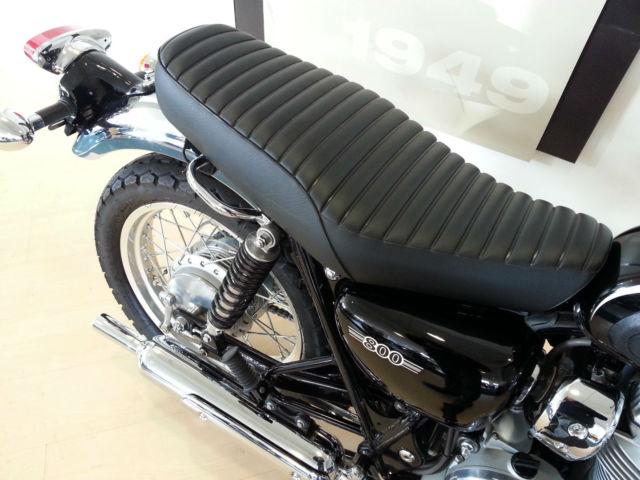 Kawasaki W800 Classic Retro 800cc Motorcycle