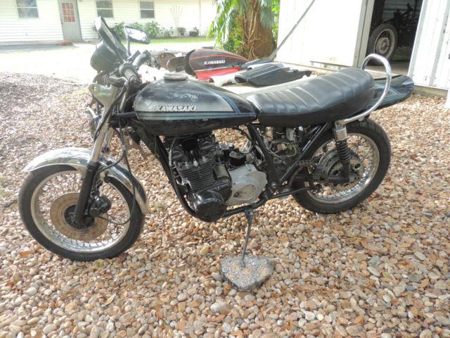 Kawasaki Z1 Frame & Engine Plus KZ900 & Z100 & Parts