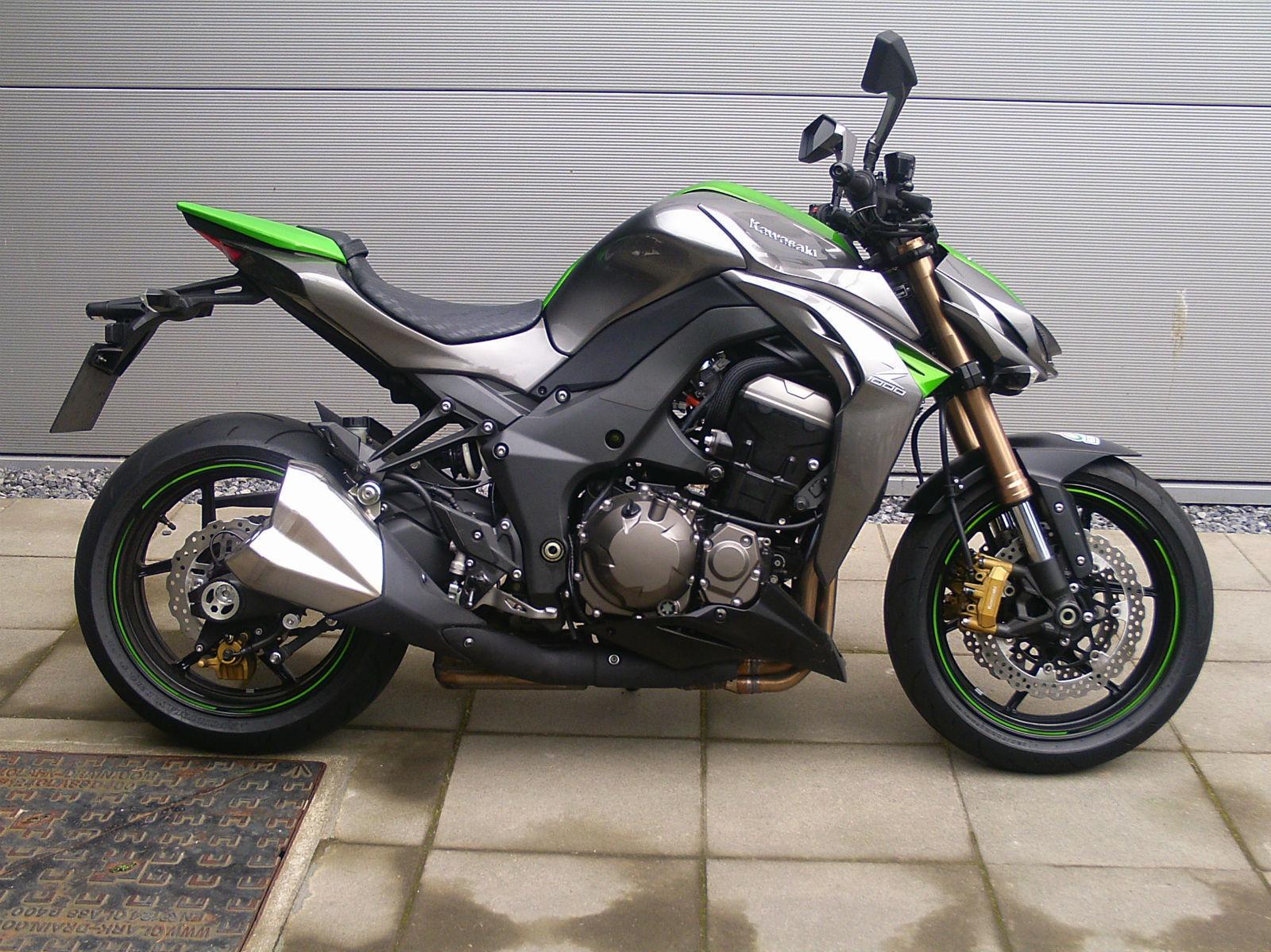 Kawasaki Z1000 2014 Models In Stock