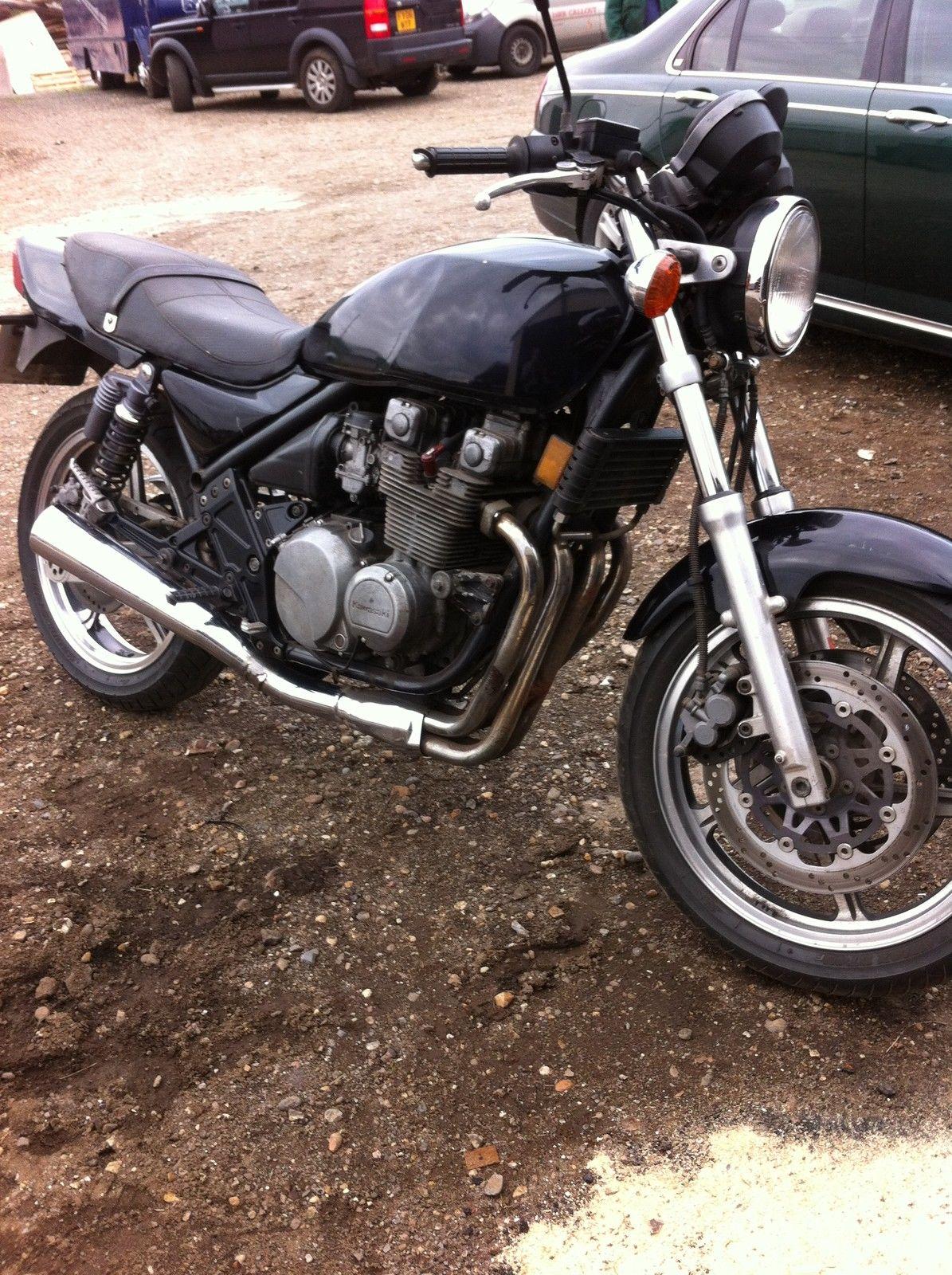 Motorrad Kawasaki ZR 550B Zephyr 550 - Bestes Angebot von