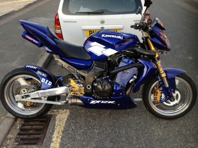 Kawasaki  Street Bike For Sale