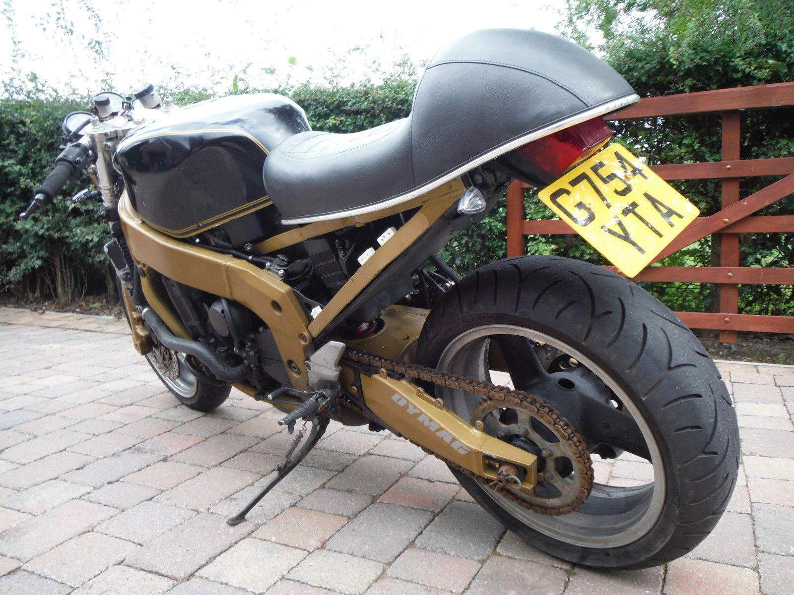 Kawasaki Zxr Engine Noise