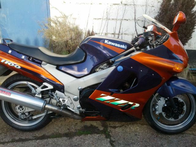 Kawasaki ZZR 1100 '93