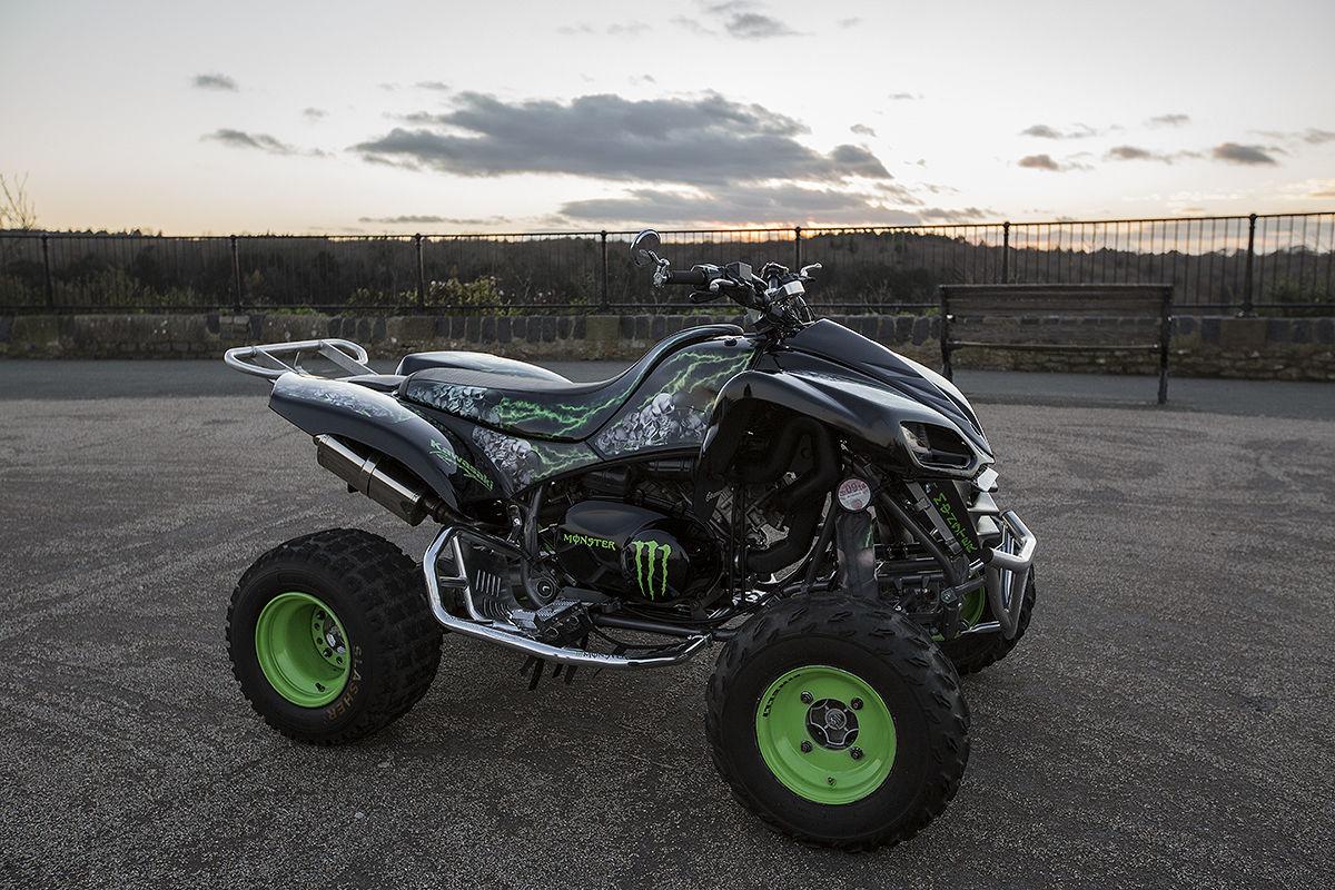 kfx 700 kawasaki plg fully road legal quad bike not raptor 700. Black Bedroom Furniture Sets. Home Design Ideas