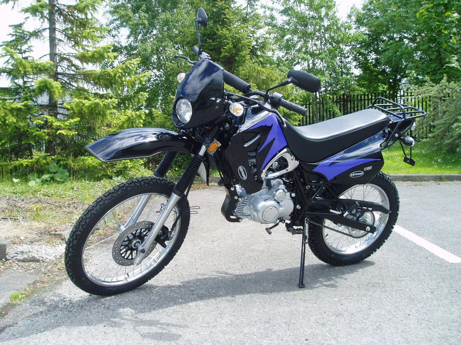 Kinroad XT125 Explorer Motorcycle - Learner Legal 125cc Brand New
