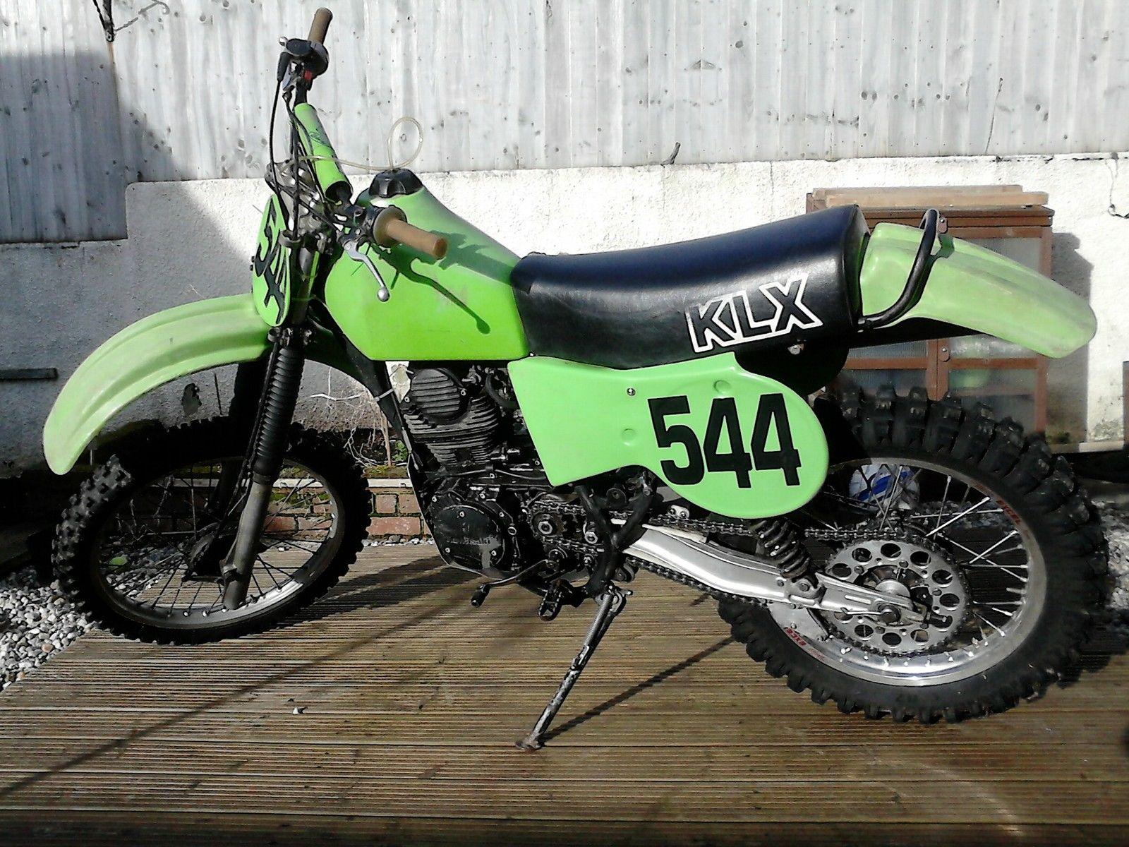 KLX250 1980 Twinshock