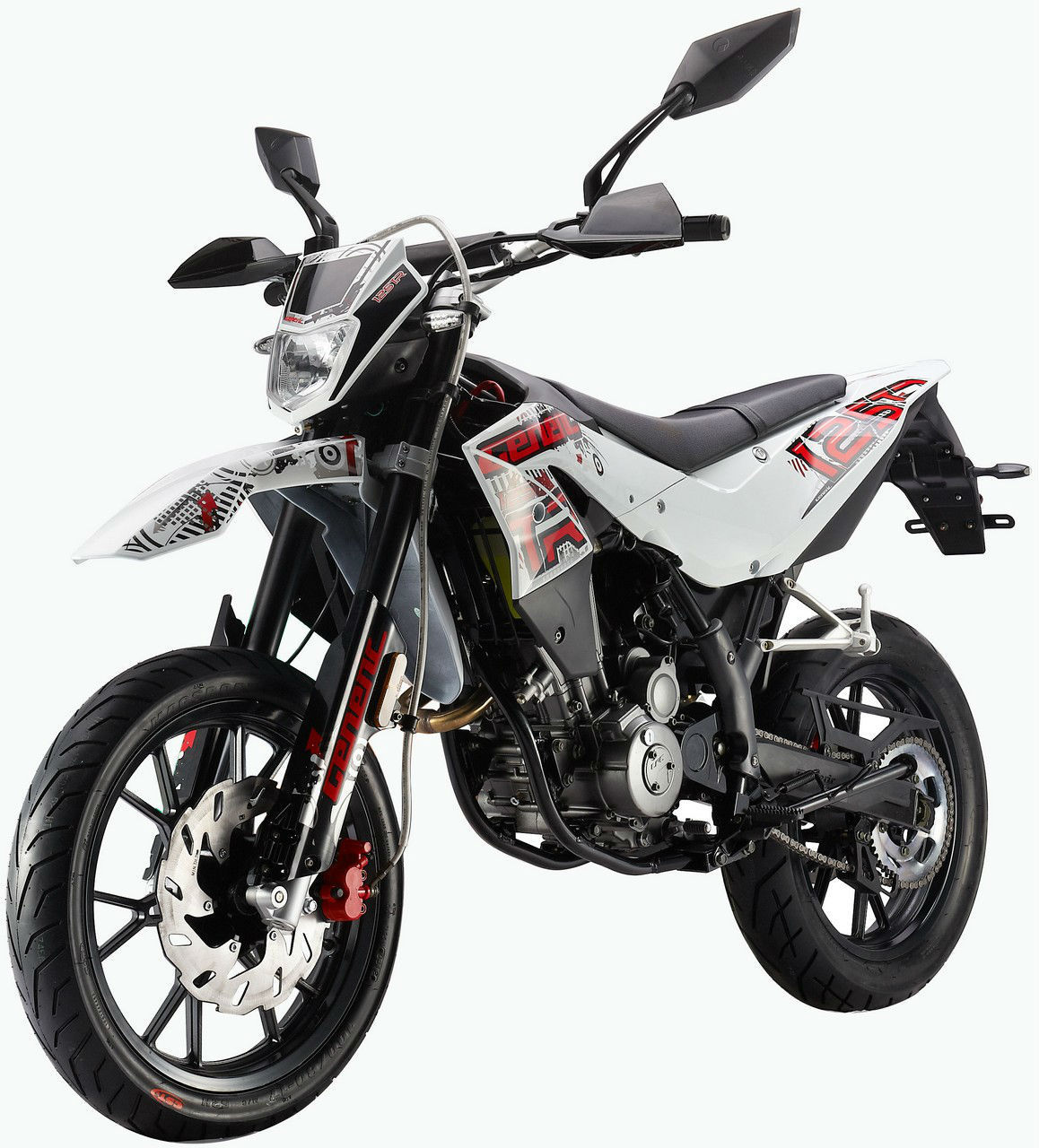 ksr moto tr 125 sm 125cc supermoto learner legal. Black Bedroom Furniture Sets. Home Design Ideas