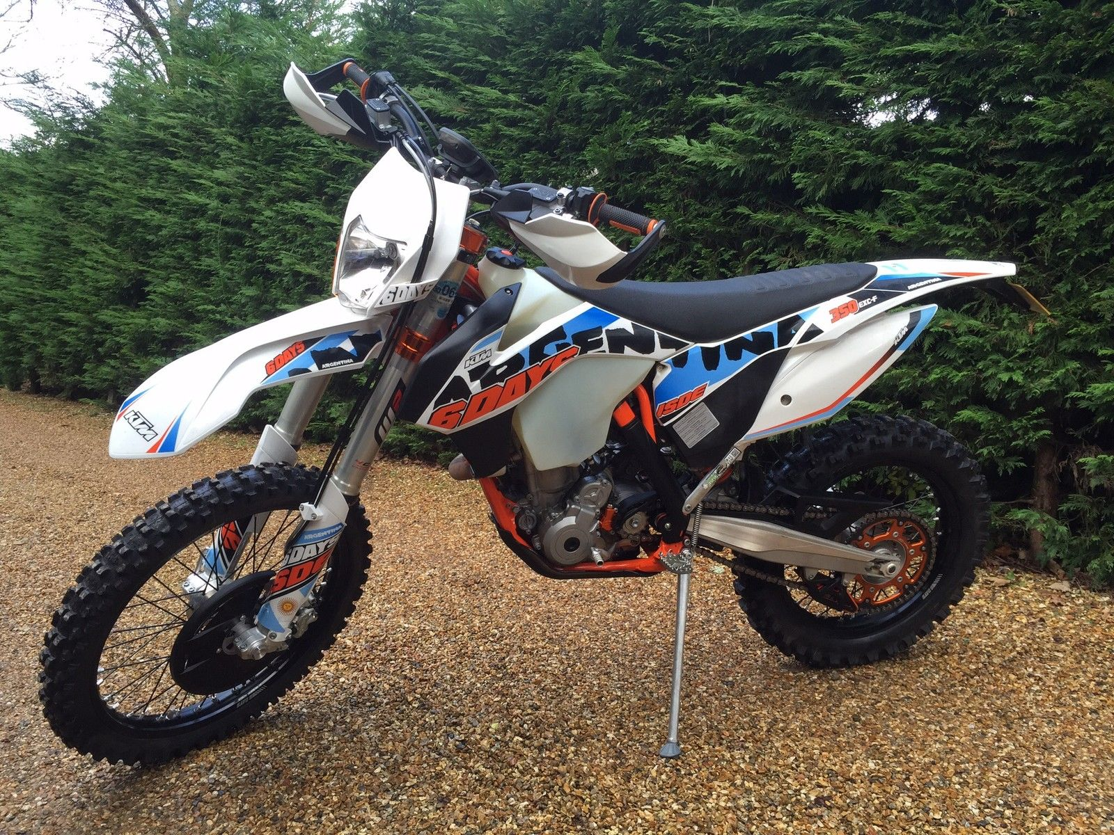 Ktm  Exc Valve Clearance Mileage Check