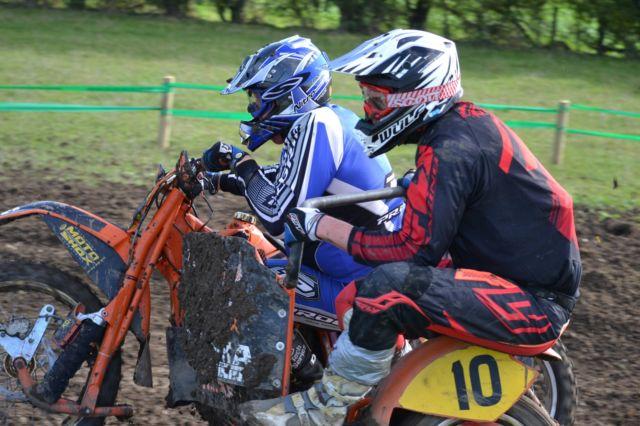 Ktm 520 Vmc Sidecar Motocross Bike