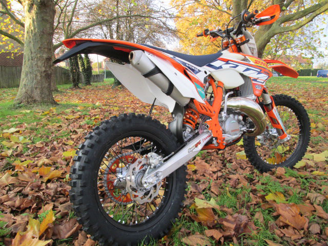 Ktm  Exc Road Legal Finance