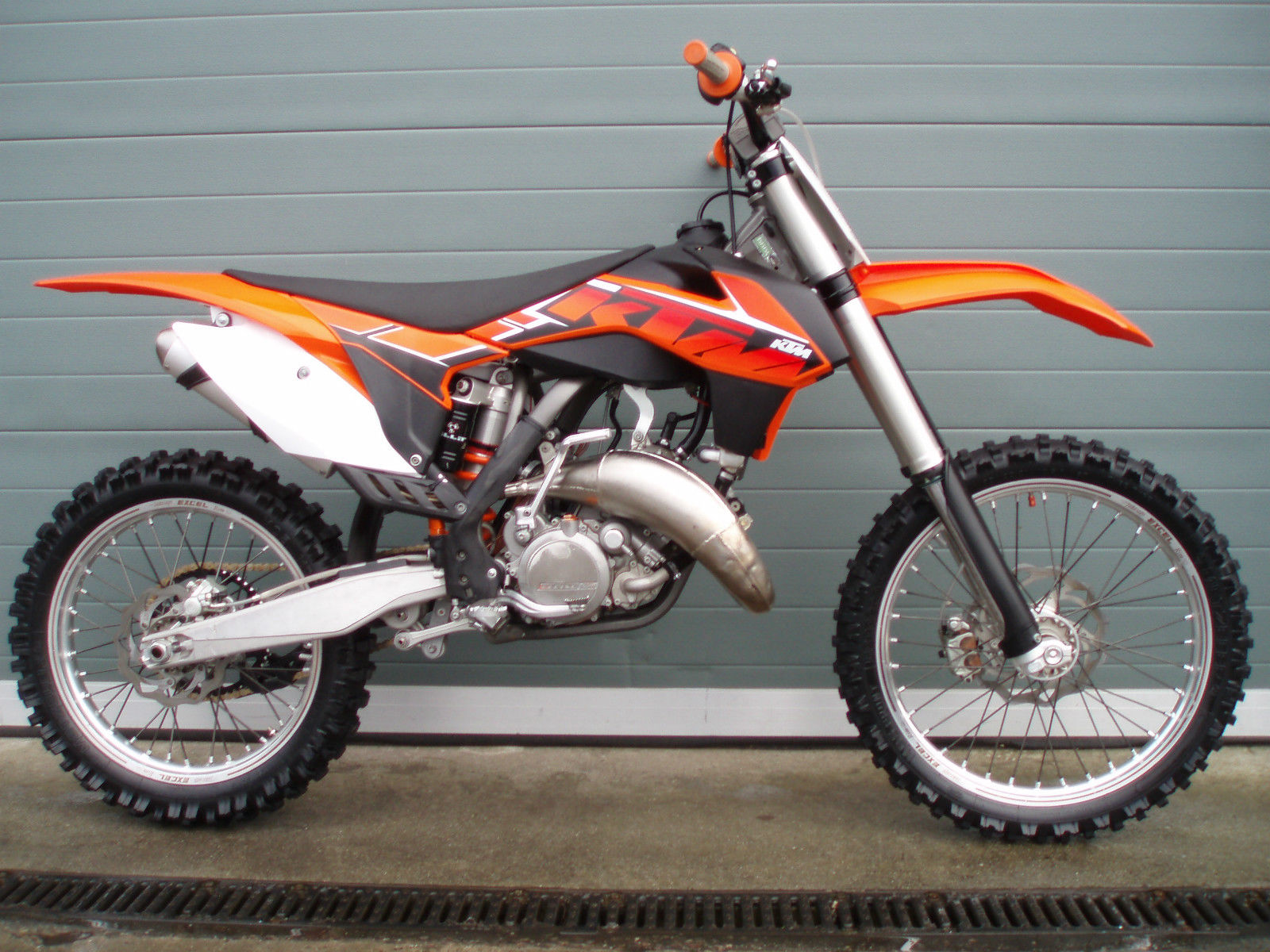 ktm sx 125 sx 2014 2 stroke motox motocross crosser mx off. Black Bedroom Furniture Sets. Home Design Ideas