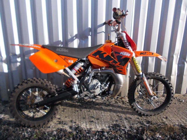 Ktm sx65 2010 junior competition moto cross - Moto crosse ktm ...