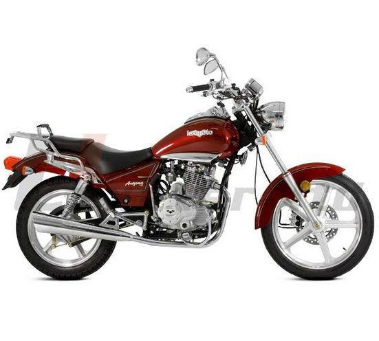 Lexmoto Arizona 125cc Motorbike, Motorcycle, Cruiser Bike