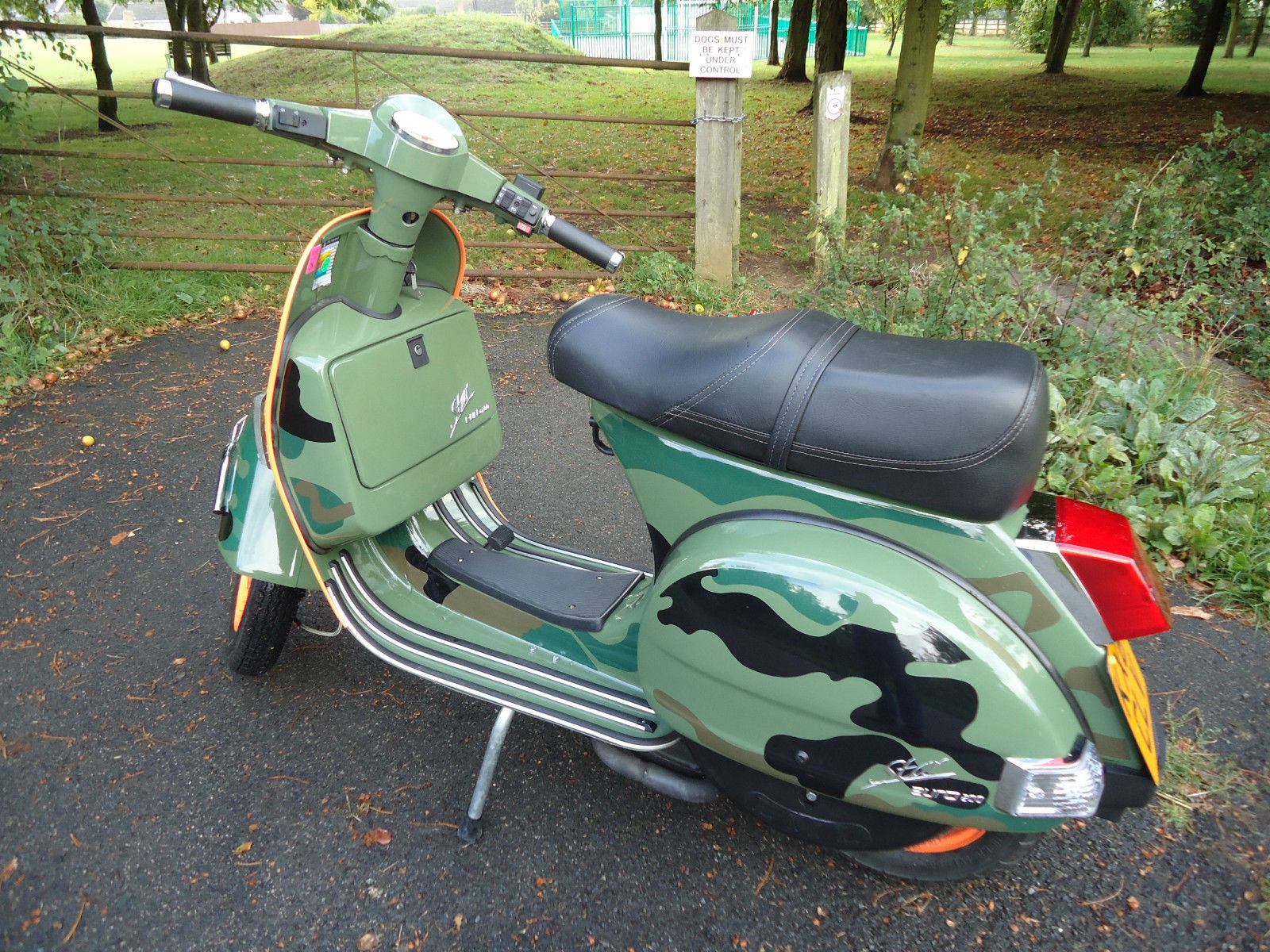 LML 200 Star EURO Scooter SPECIAL EDITION Not Vespa Lambretta Honda or  Suzuki