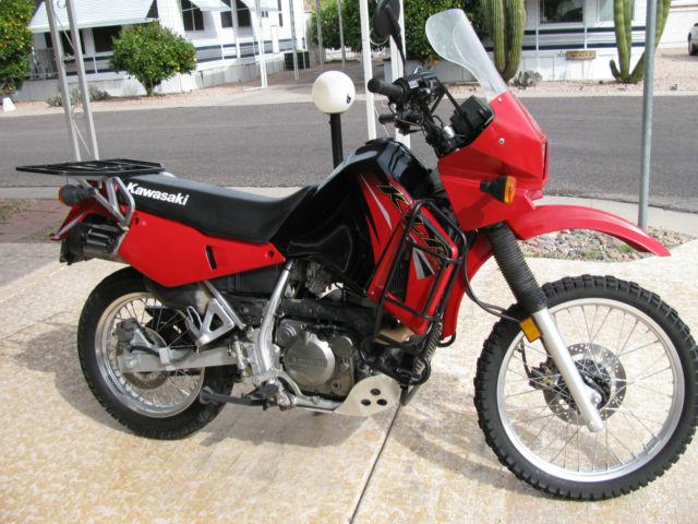 Low Mileage Klr Kawasaki 650 Dual Sport
