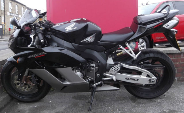 Low rate finance available honda cbr1000rr 4 for Honda loan rates