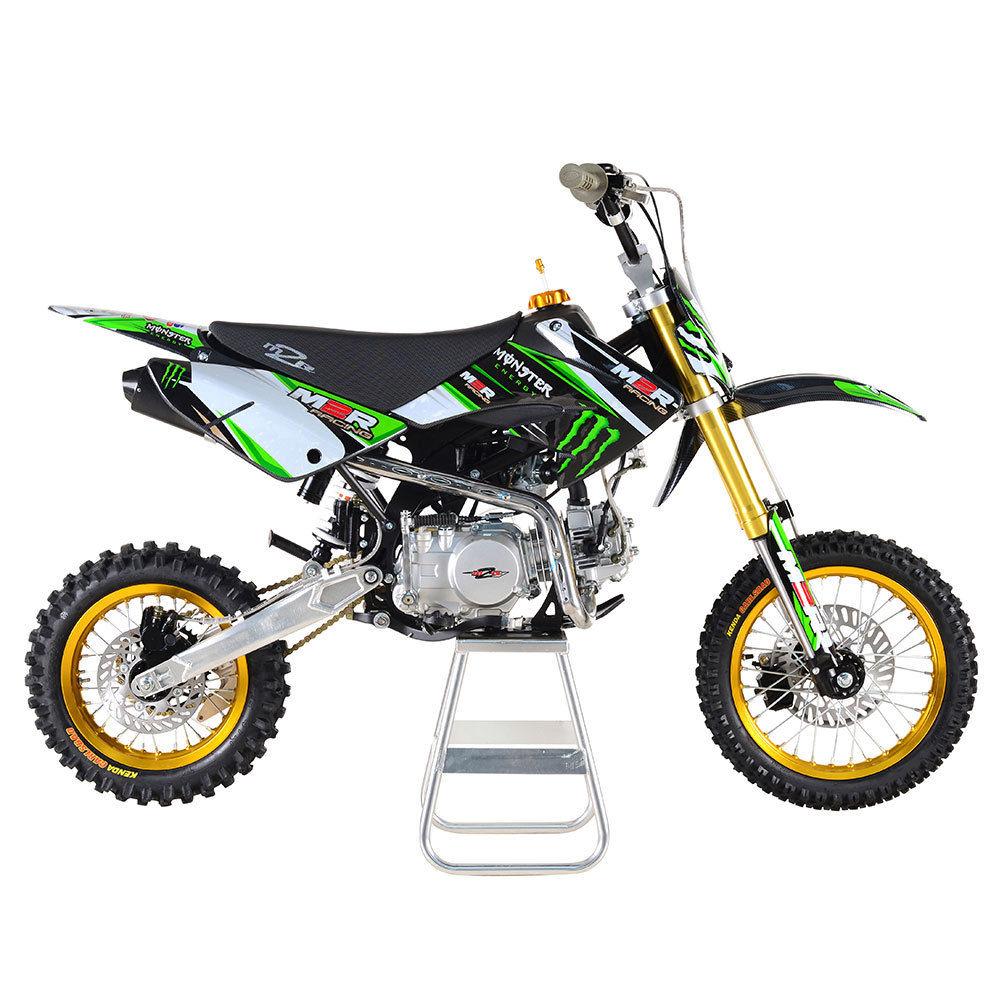 m2r racing kmx140 140cc 86cm monster le pit bike dirt bike scrambler motocross. Black Bedroom Furniture Sets. Home Design Ideas