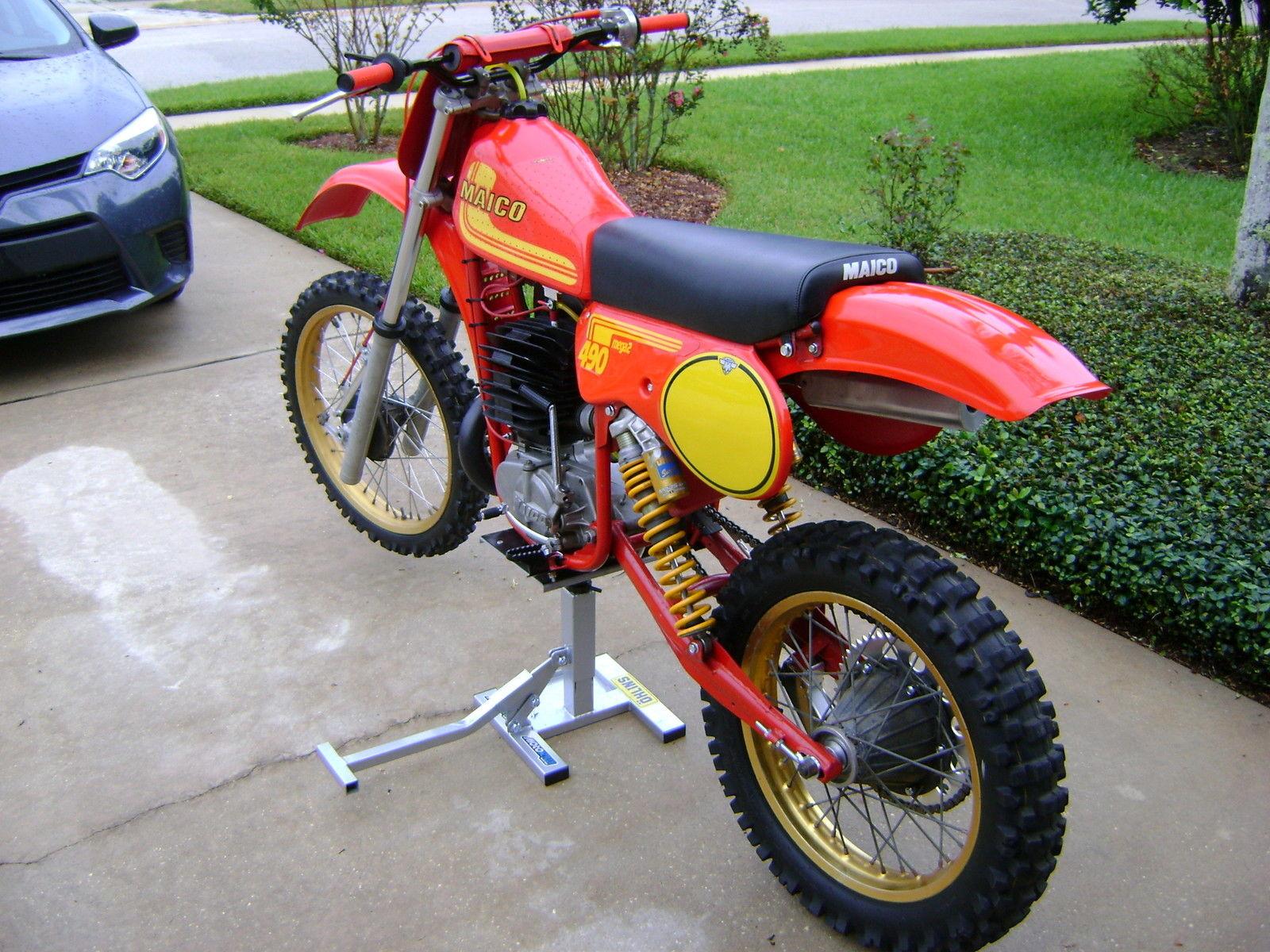 Maico 490 - AHRMA - Vintage Motocross