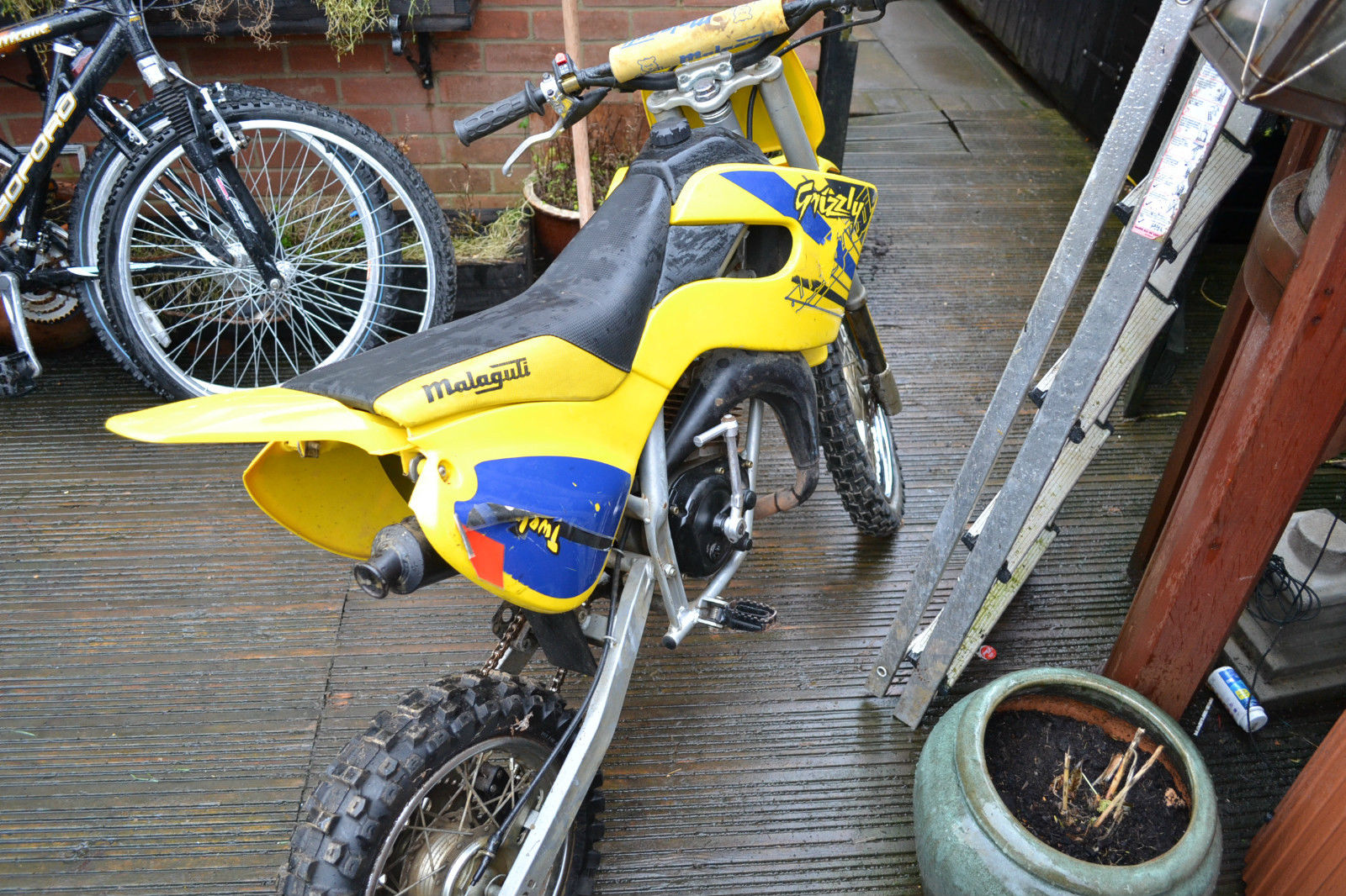 Buell Motorcycles For Sale >> malaguti grizzly 50cc motorcross