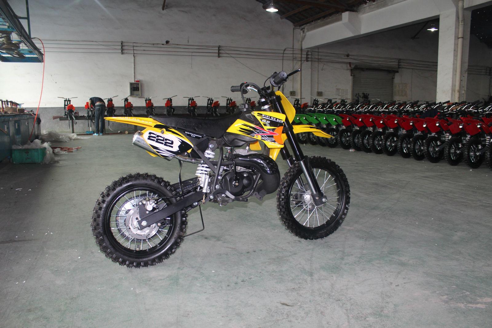 mini mx 50r 50cc moto cross 2 stroke automatic 9hp dirt. Black Bedroom Furniture Sets. Home Design Ideas