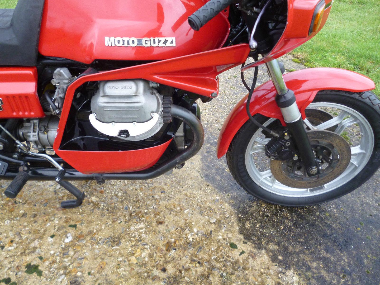 Moto Guzzi  Sport Caf Ef Bf Bd Racer