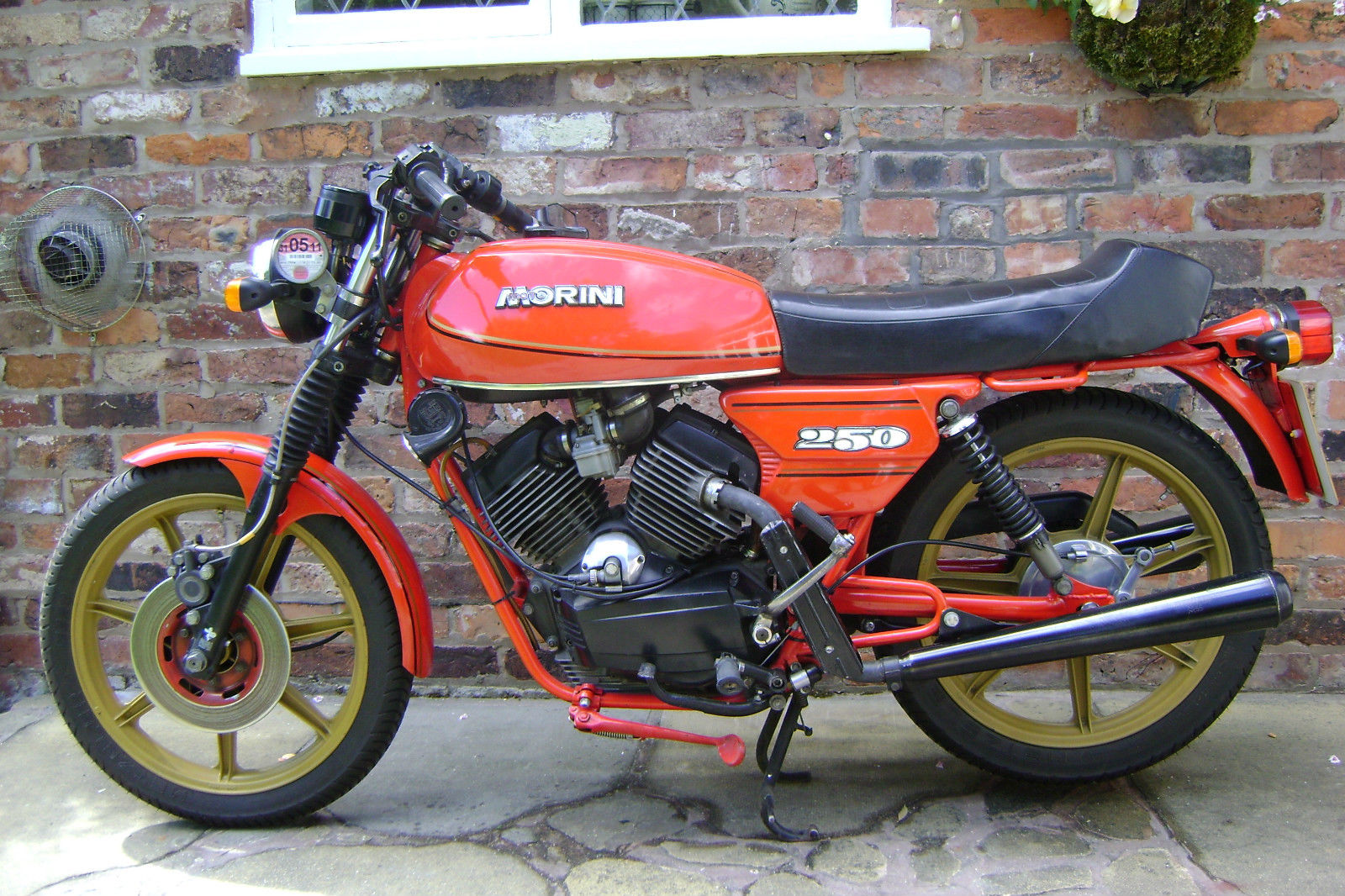 Sell Used Tires >> Moto Morini 250 2C