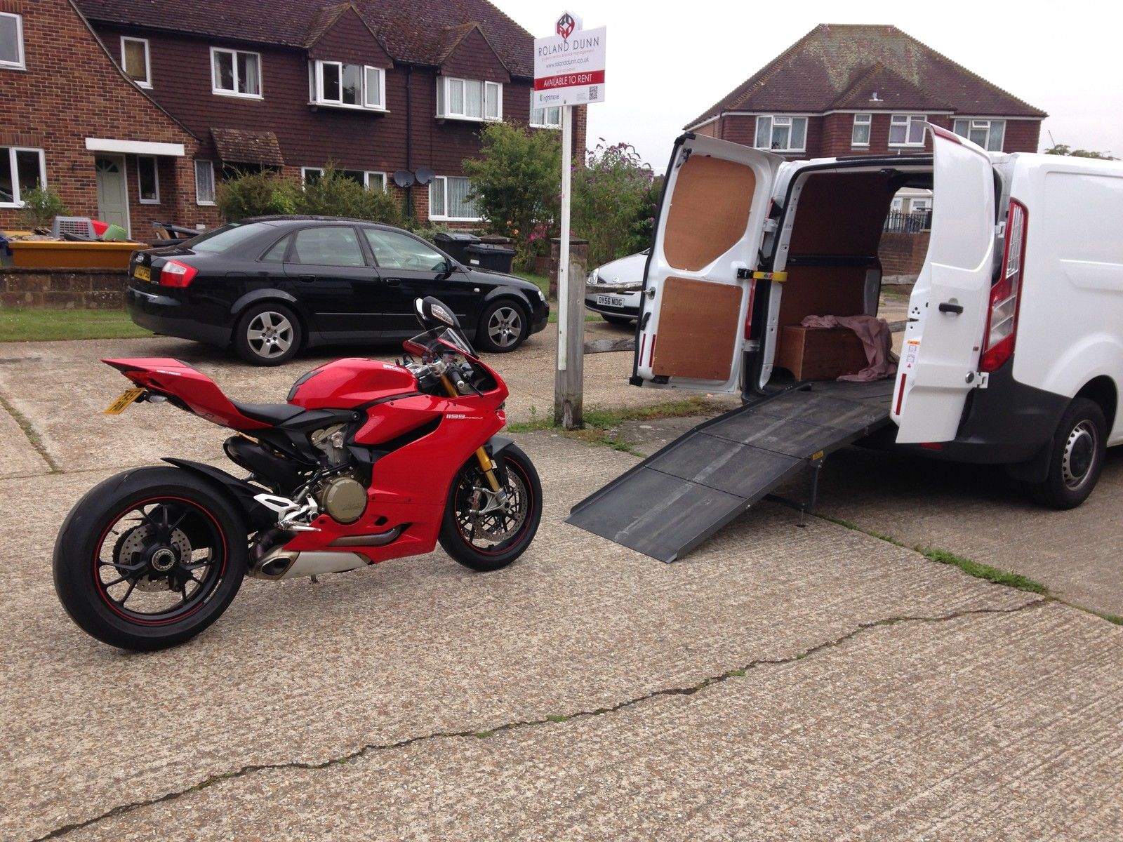 Motorcycle Delivery Service Nationwide Race Track Bike Spares Repair Nationwide
