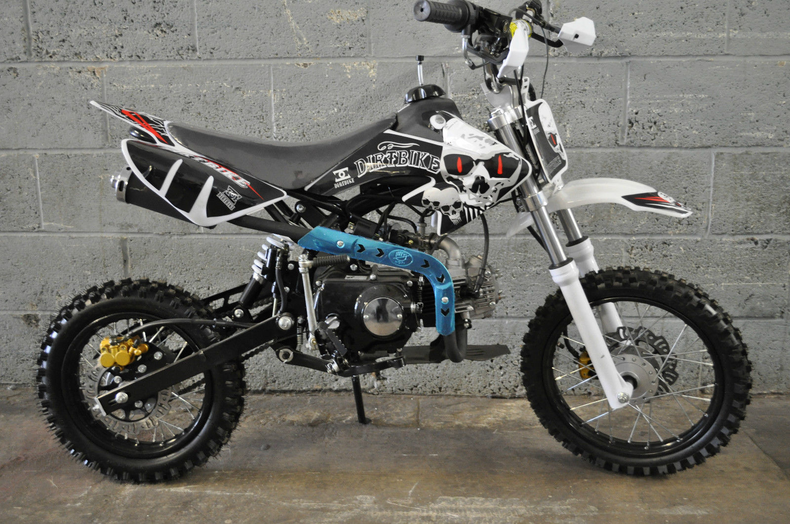 new 2014 mxb 125cc pit bike dirt bike atv motorcross 4 stroke engine. Black Bedroom Furniture Sets. Home Design Ideas