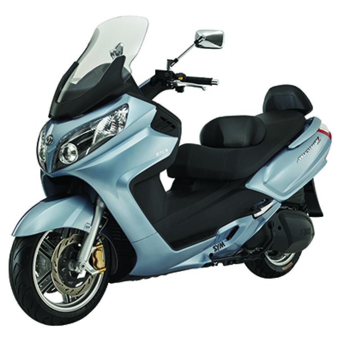 NEW 2014 SYM MAXSYM 600i ABS SCOOTER