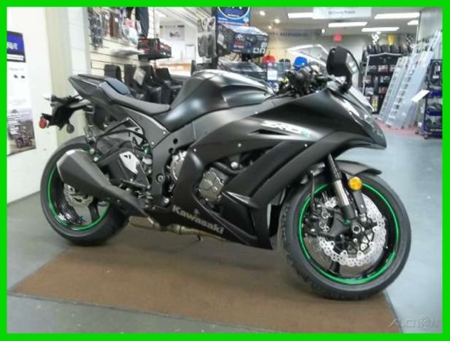 New 2015 15 Kawasaki Zx10r Zx10 Ninja 1000 Motorcycle Otd Price No Fees