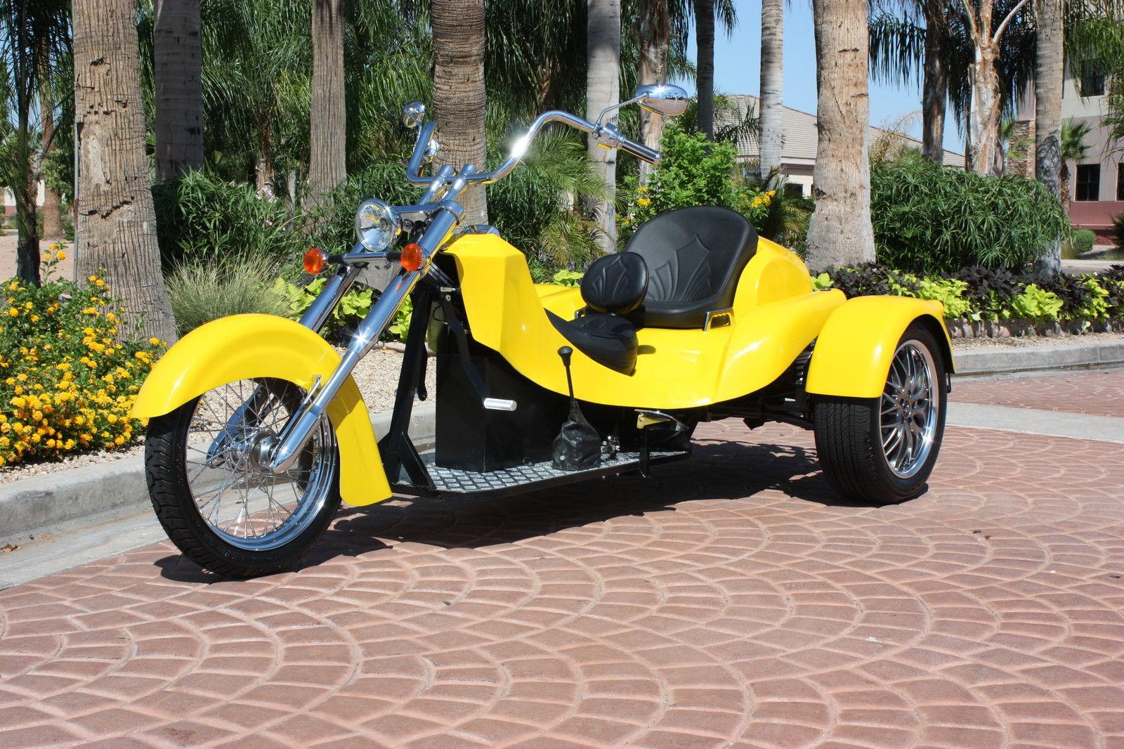 trike trikes vw motorcycle custom california motorcycles chopper built scat volkswagen building moto vehicles