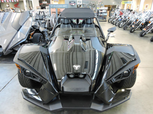 2016 Polaris Slingshot >> NEW 2016 POLARIS SLINGSHOT SLING SHOT SL LE MODEL BLACK ...
