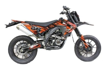 new apollo 50 rx 125rx 50cc 125cc supermoto enduro. Black Bedroom Furniture Sets. Home Design Ideas