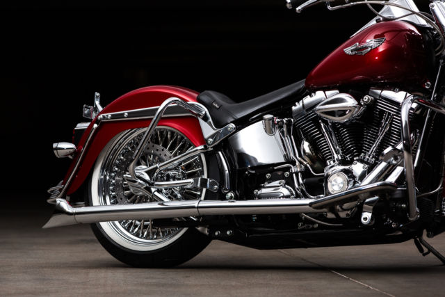 New Build Cholo Style Heritage Softail Deluxe
