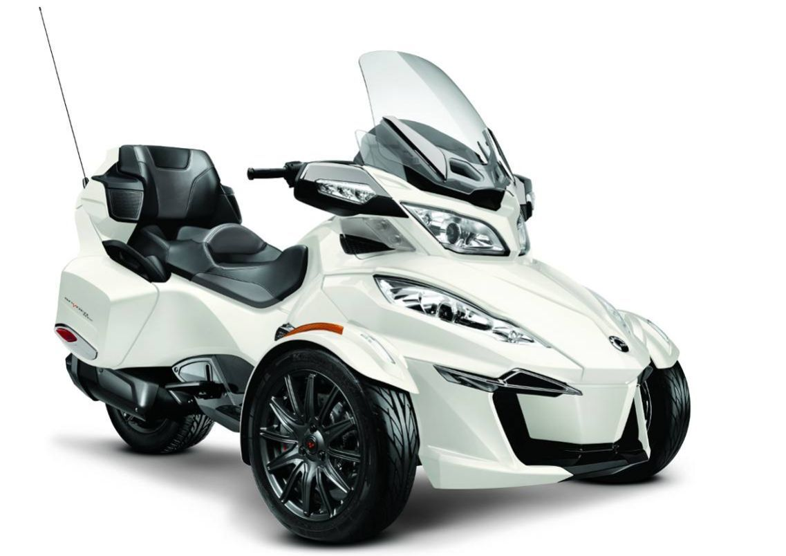 New Can Am Spyder Rt S Se6 Motorcycle Canam Trike Can Am