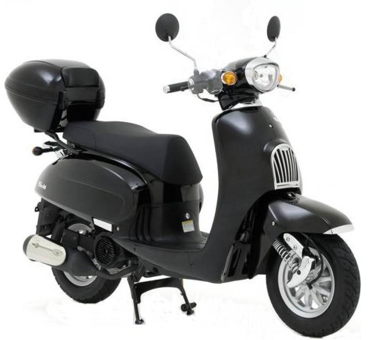 new daelim besbi 125 scooter. Black Bedroom Furniture Sets. Home Design Ideas