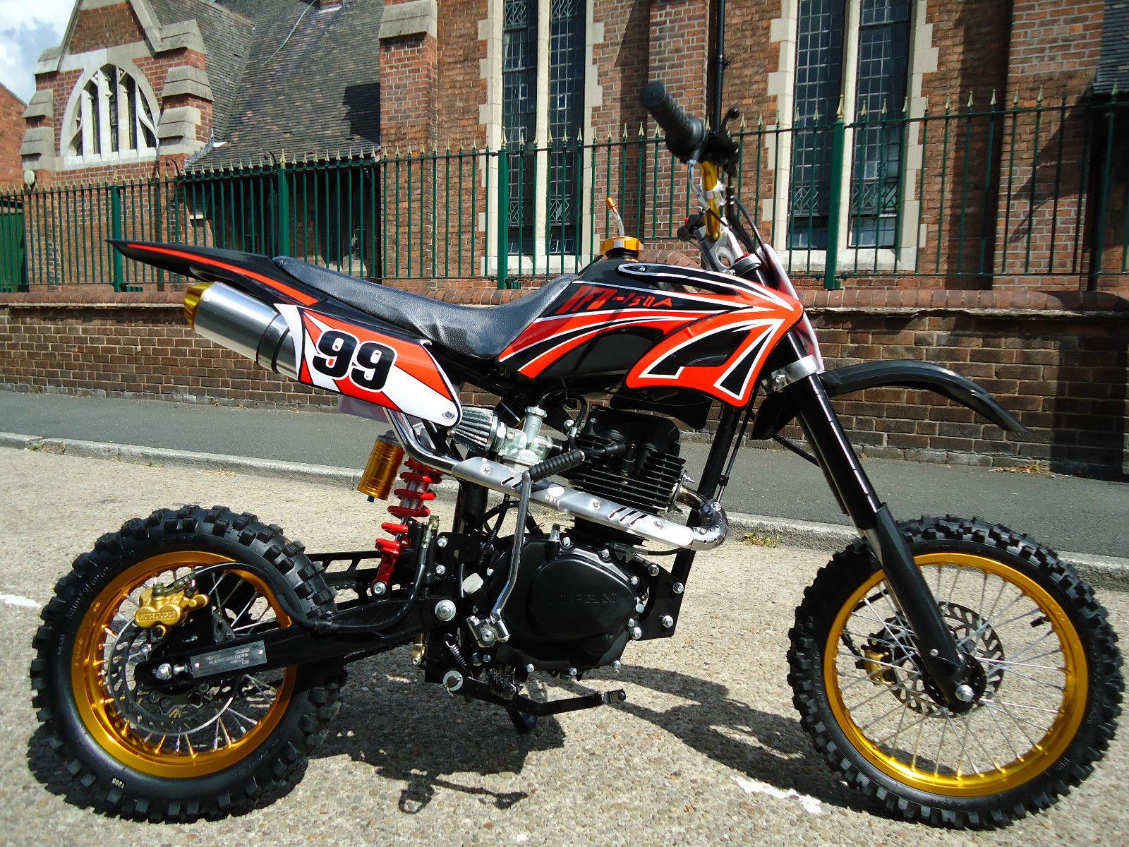 new dmx 150cc pit bikes dirt bikes pit bike 125cc. Black Bedroom Furniture Sets. Home Design Ideas