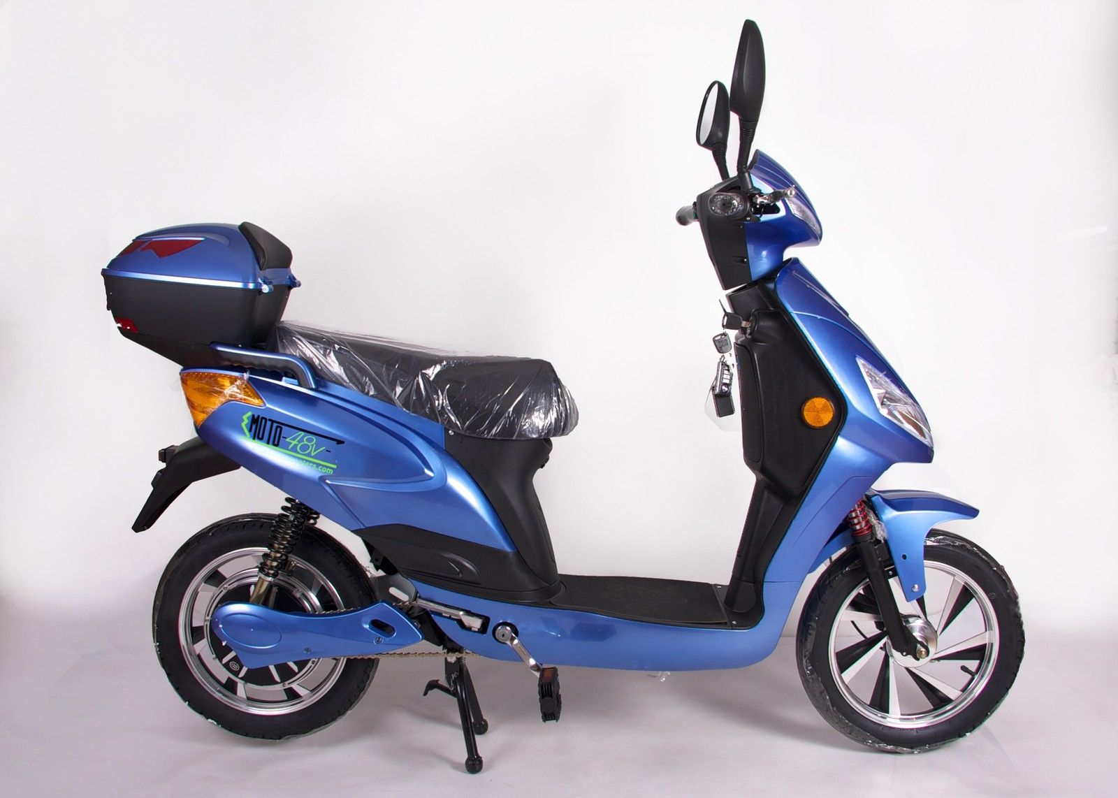 New Electric Bike Bicycle Mobility Scooter Moped 48v