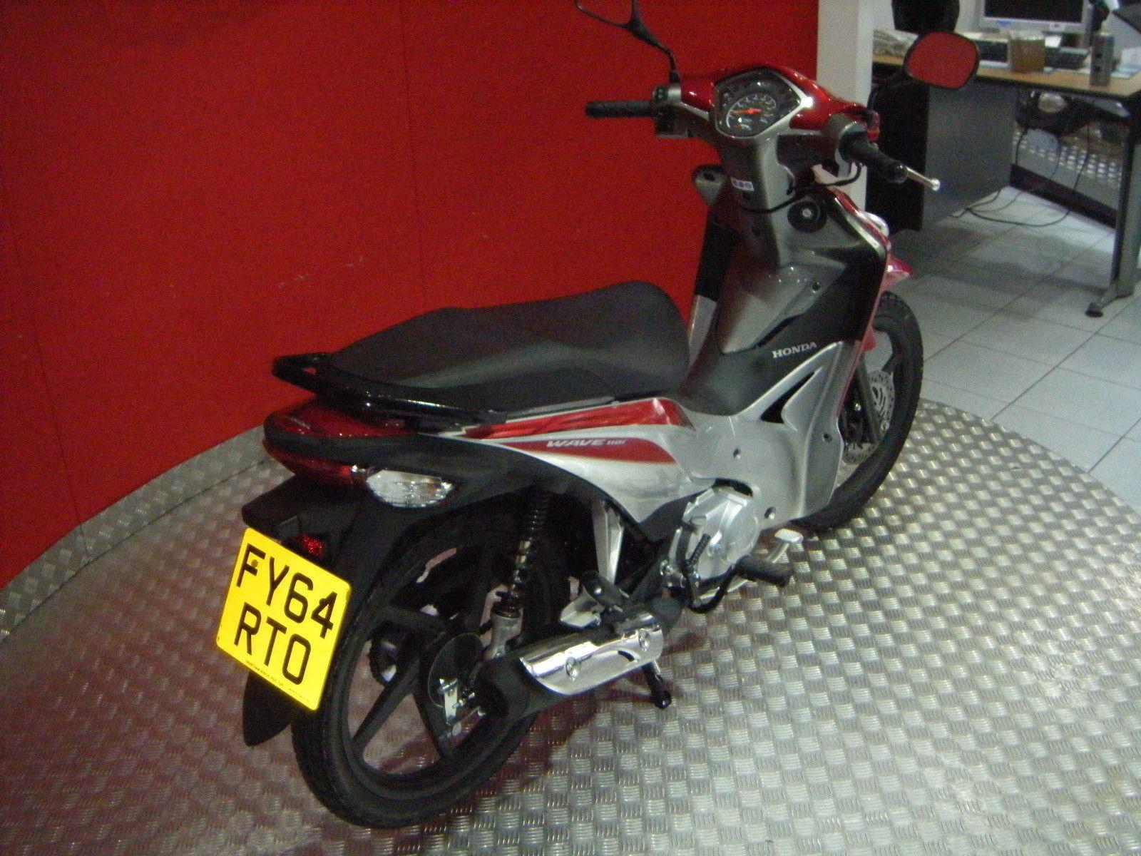 New Honda Wave 110i Afs110